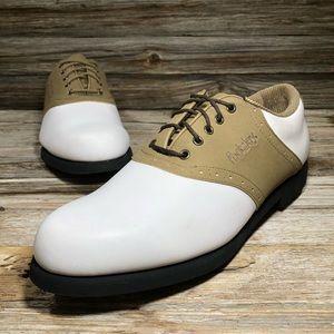 New Footjoy Greenjoy Golf Shoes Men 10
